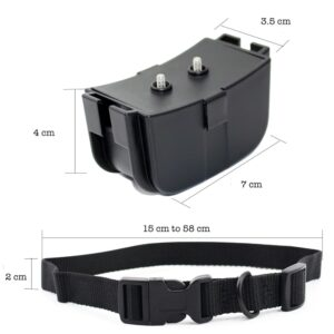 Replacement Collar For SKU D1 D2 - Battery Training Dog Collar