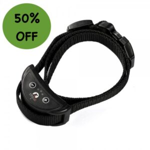 Dog Barking Collar - Rechargeable - Small Medium Dogs