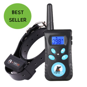 Dog Training Bark Collar - 1 Remote 1 Collar - Automatic and Remote